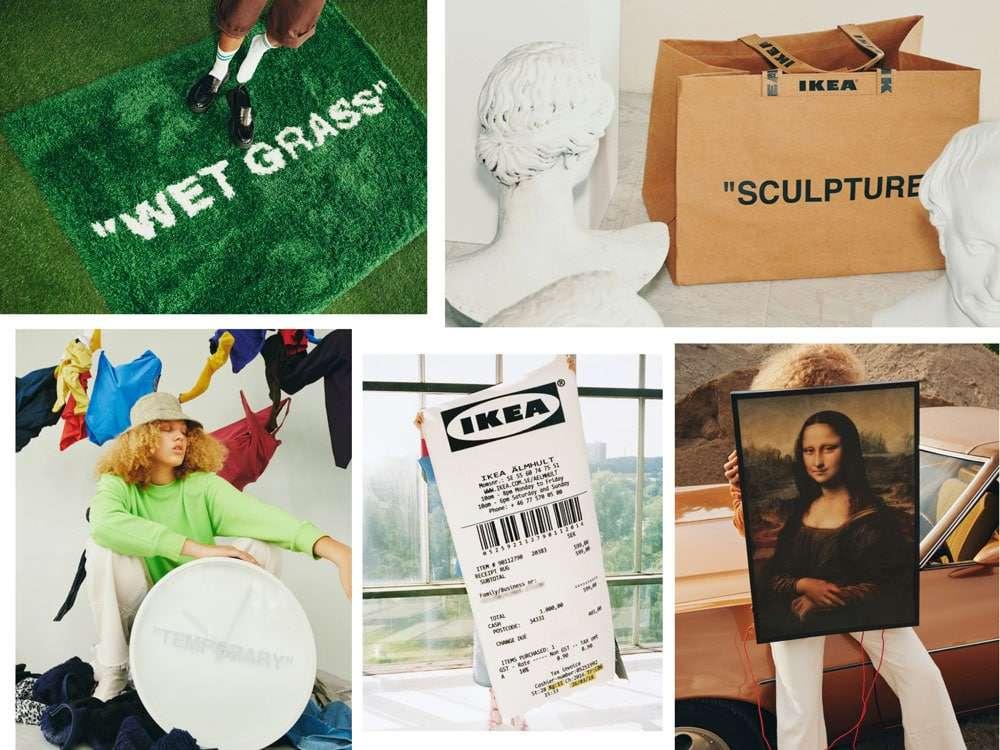 Ikea x Virgil Abloh: la capsule Markerad