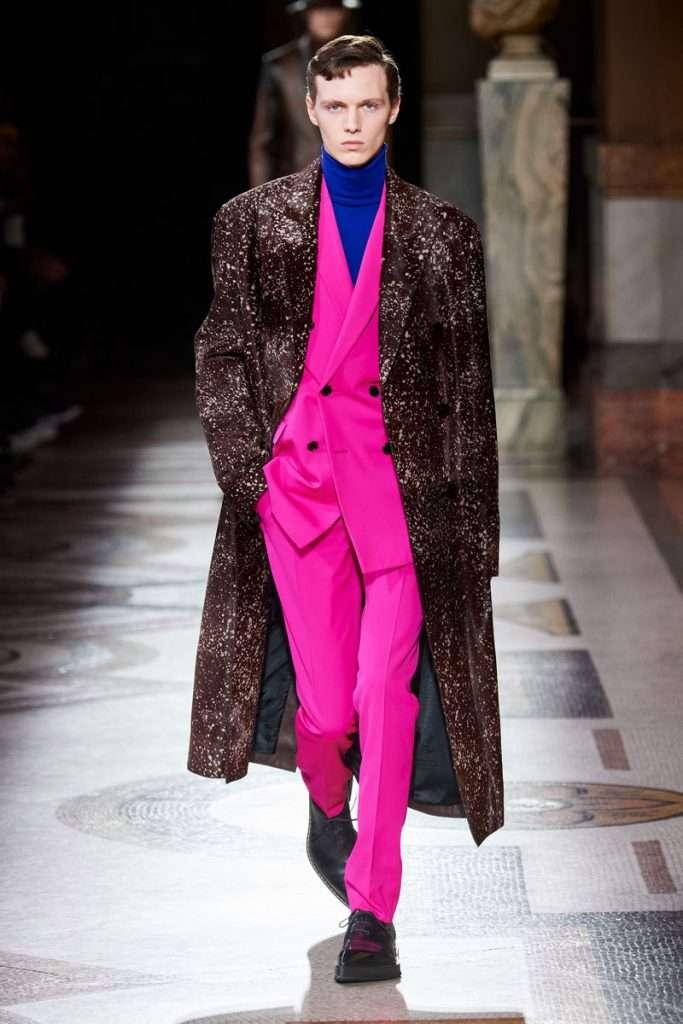 Paris fashion week Berluti