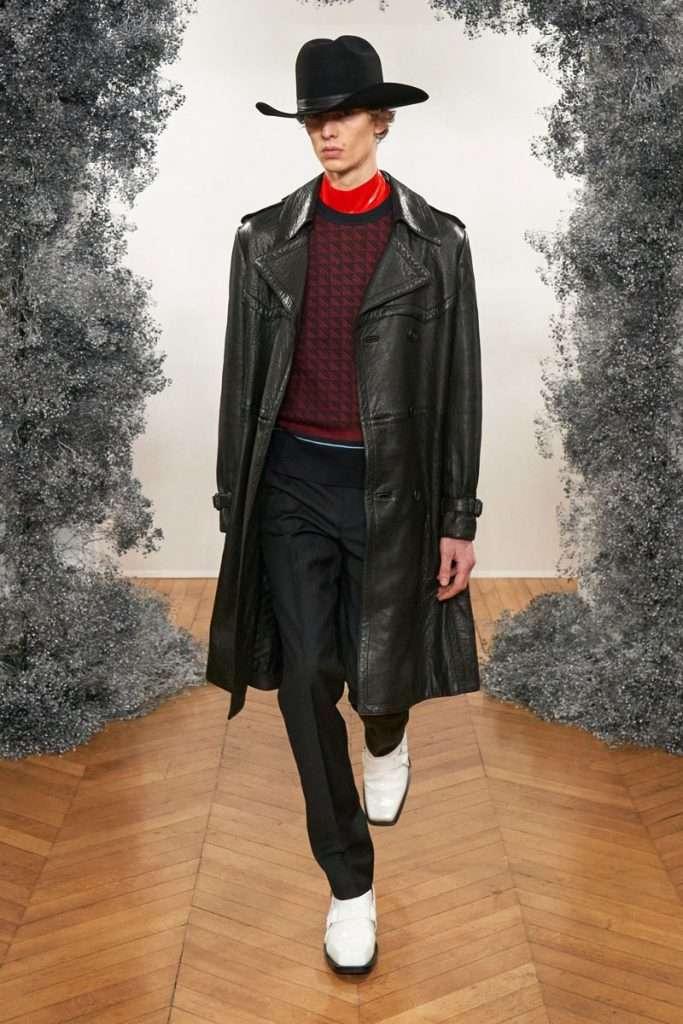 Paris fashion week Givenchy