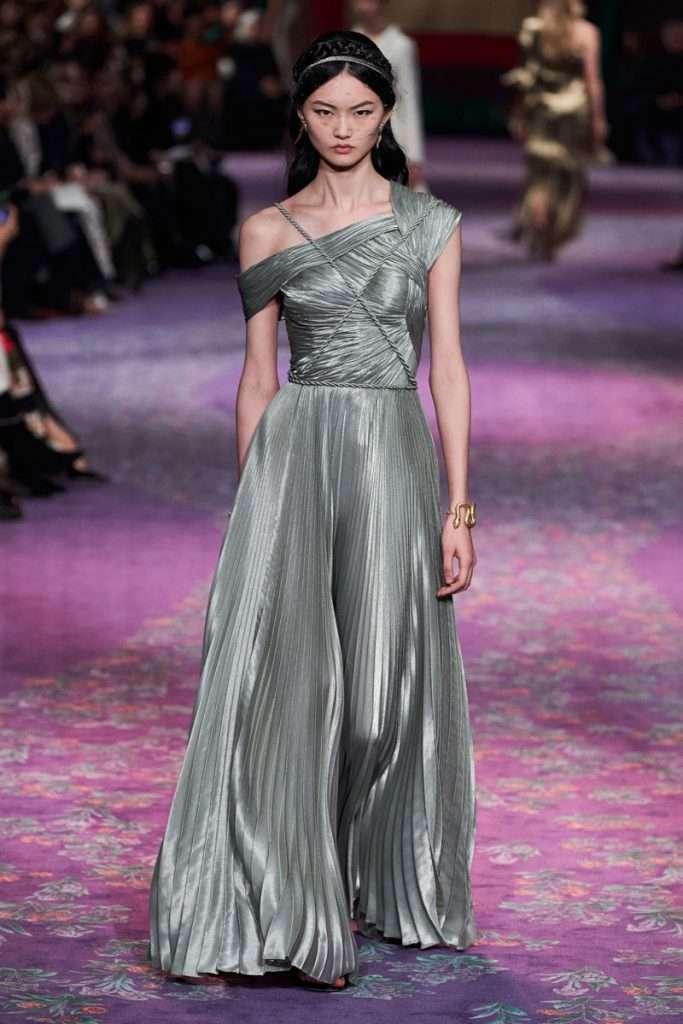 Paris fashion week Christian Dior