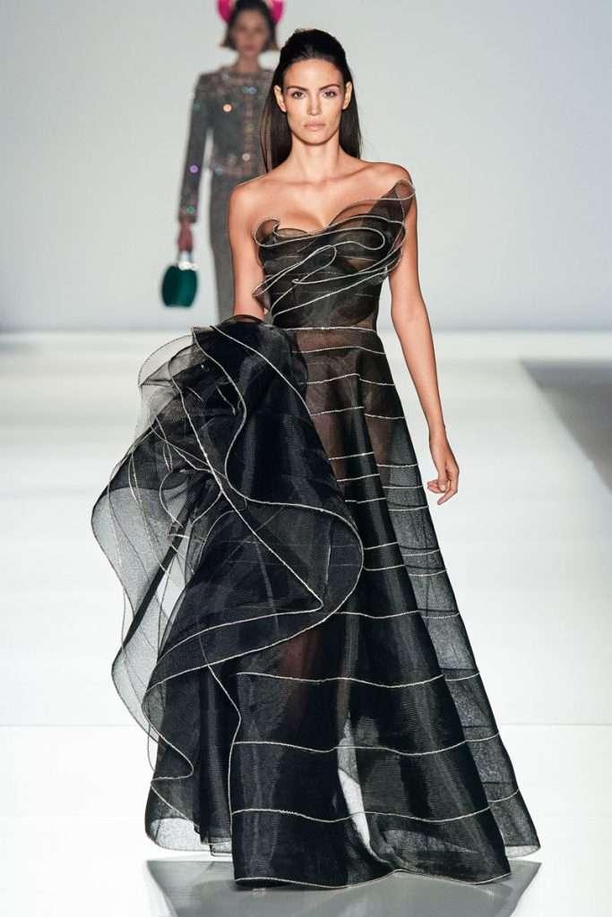 Paris fashion week Ralph&Russo