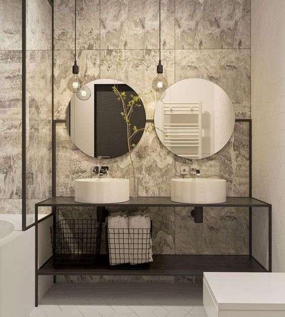 rubinetteria bagno classico