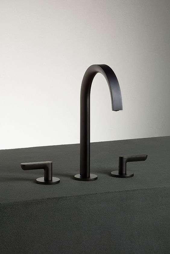 rubinetteria per il bagno di design