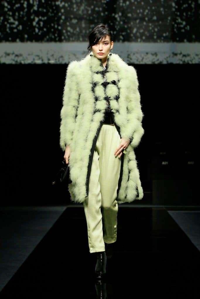 milano fashion week giorgio armani