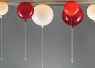 lampada memory ceiling per illuminare la cameretta