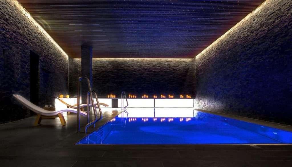 Spa del The Thief Hotel a Oslo