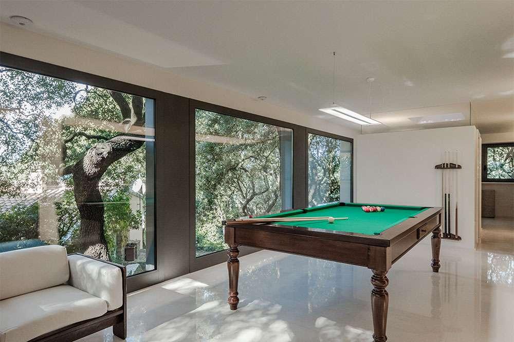 casa nel bosco studio di architettura Officina29