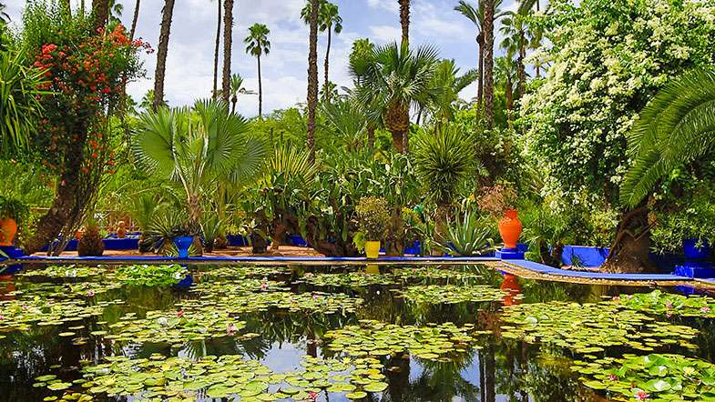 giardini marrakesh