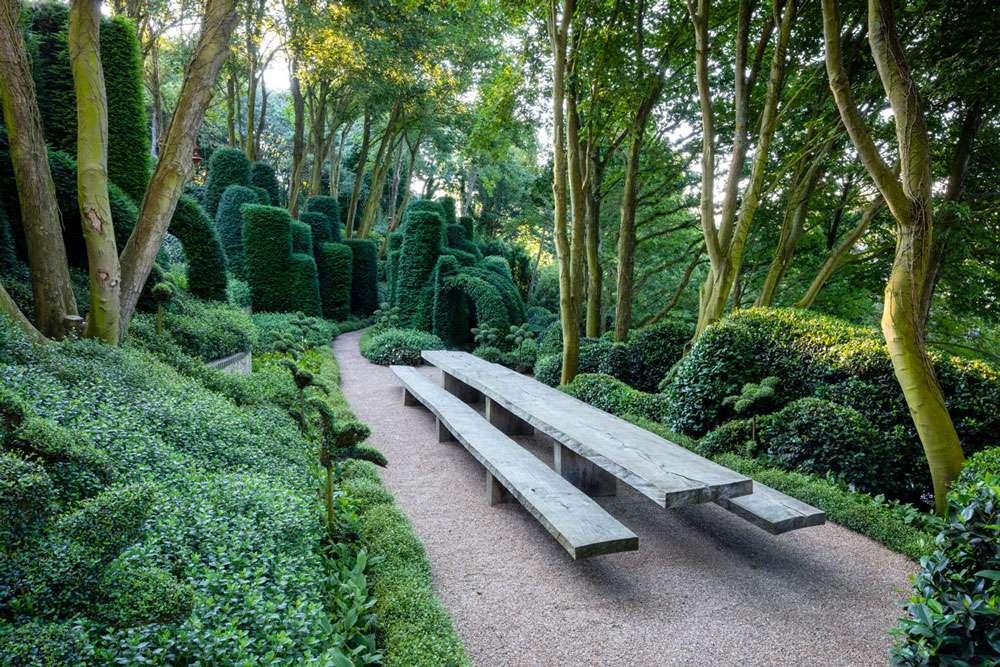 I giardini d'Étretat in Normandia