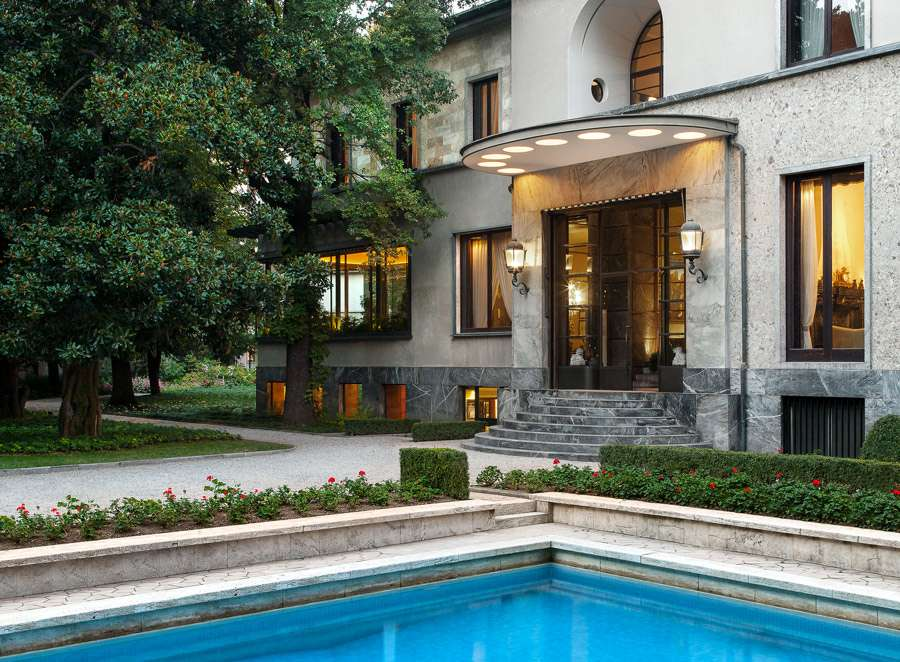 villa Necchi Milano