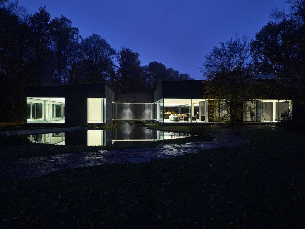 casa bras ad anversa di notte