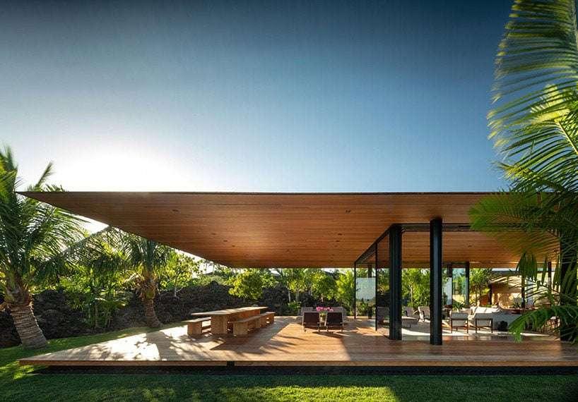 Hale Lana House alle Hawaii