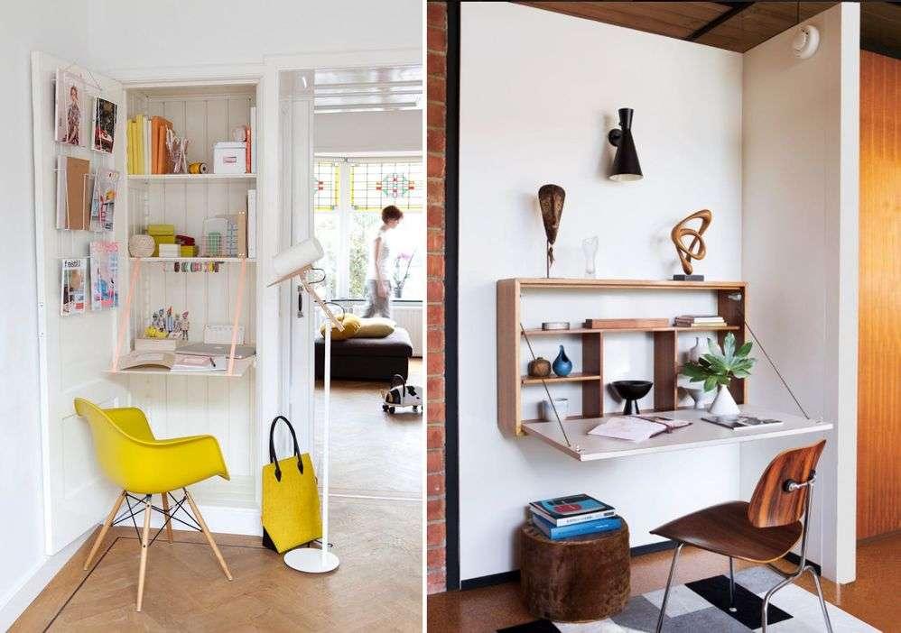 Living e angolo office
