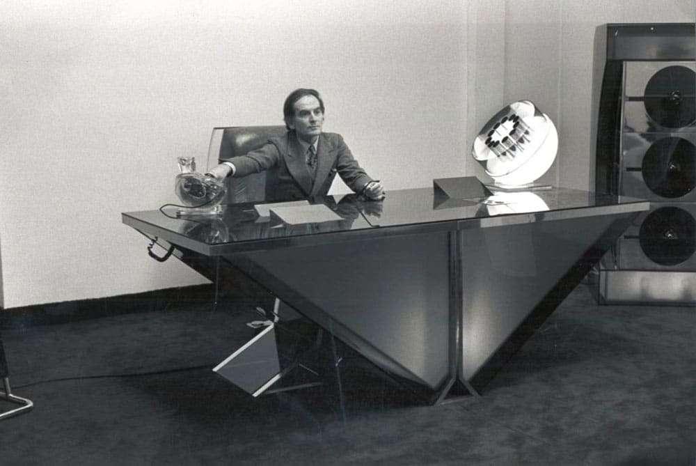 Pierre Cardin: una delle figure più poliedriche del ventesimo secolo.