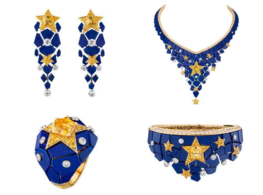 Escale à Venise Constellation Astrale Chanel