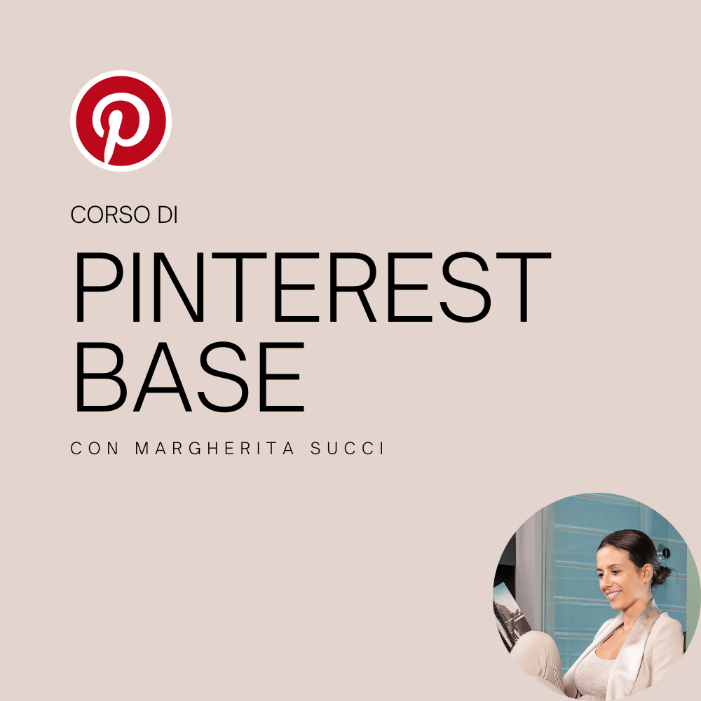 corso pinterest base marketing academy