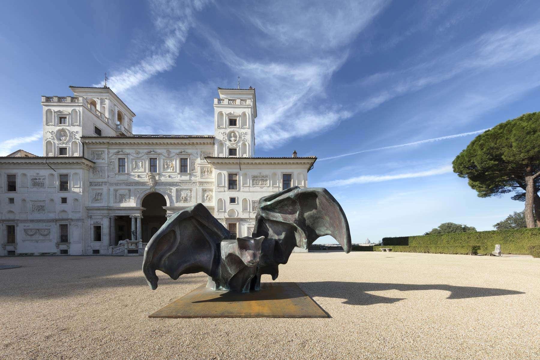 Creten a Villa Medici a Roma 4