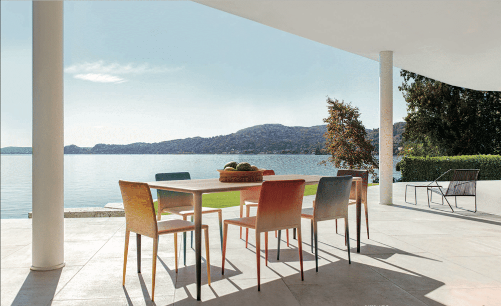 L'energia della natura accende il furniture MissoniHome Aria-garden-light