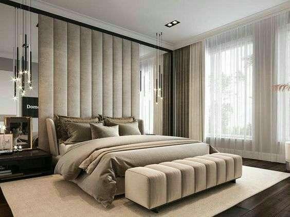 camera da letto originale e moderna