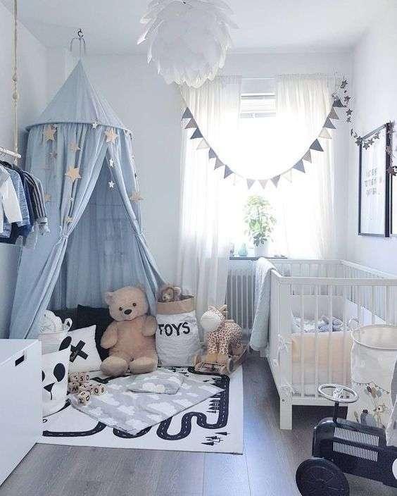 Consigli e trucchi per decorare la cameretta del tuo neonato_1