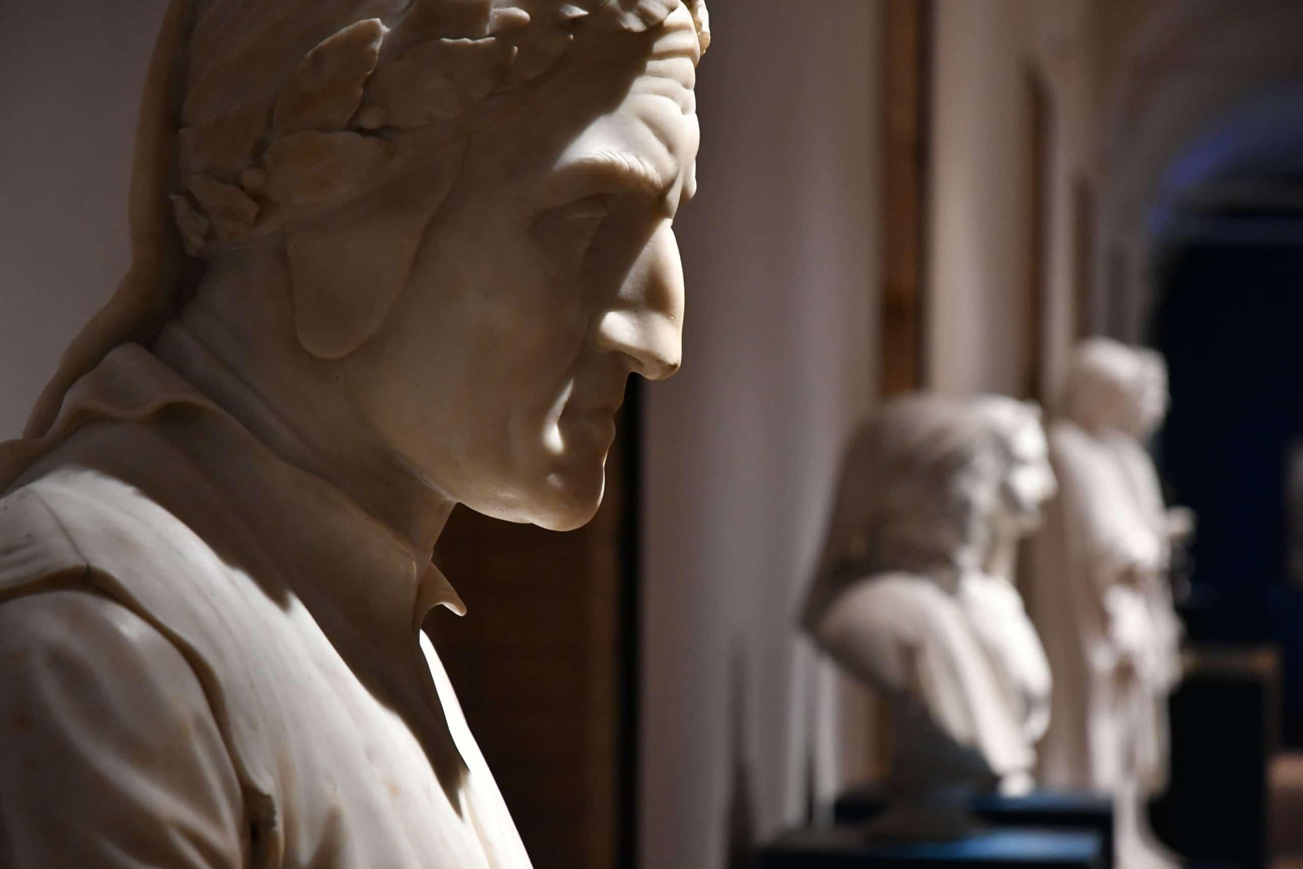 Dante la Visione dell'arte