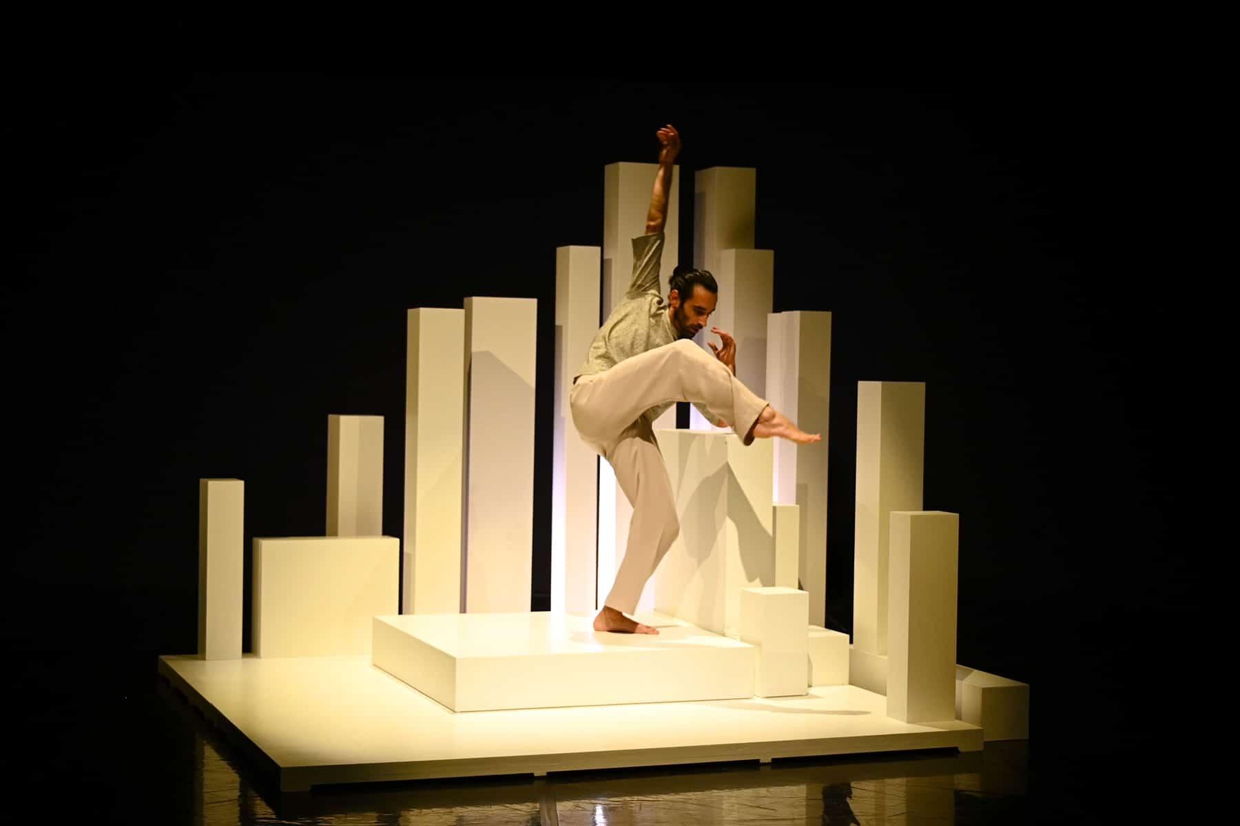 Orizzonti del corpo Arte : Danza : Realtà virtuale