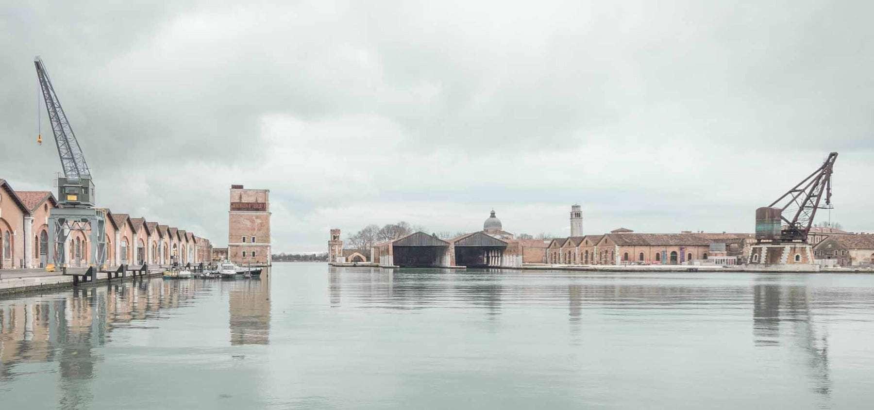 arsenale nord venezia