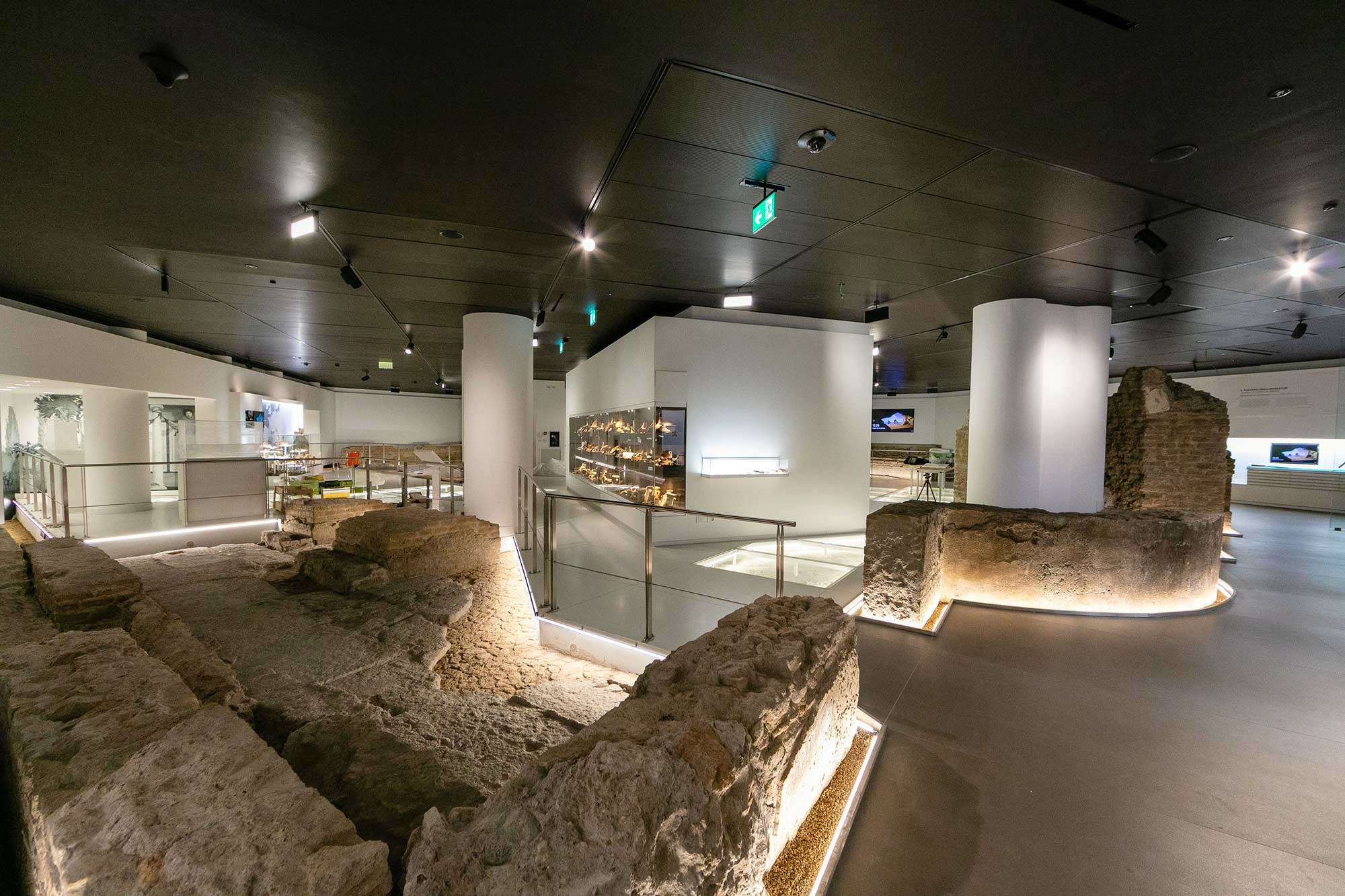 museo ninfeo roma